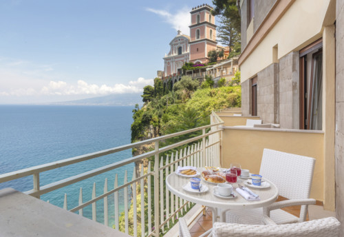 Sea View Room with Balcony